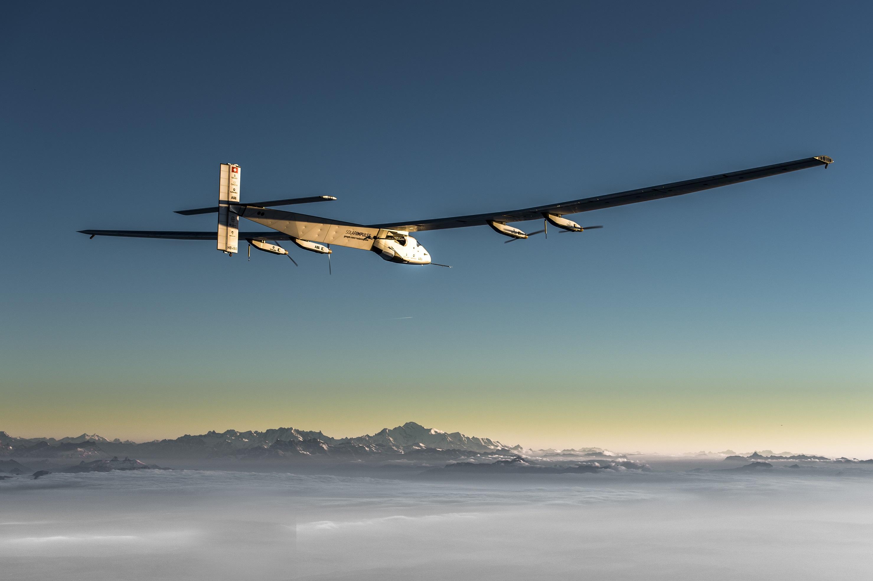finanziamenti per il volo ad energia solare